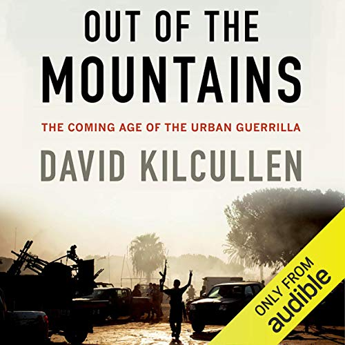 Couverture de Out of the Mountains