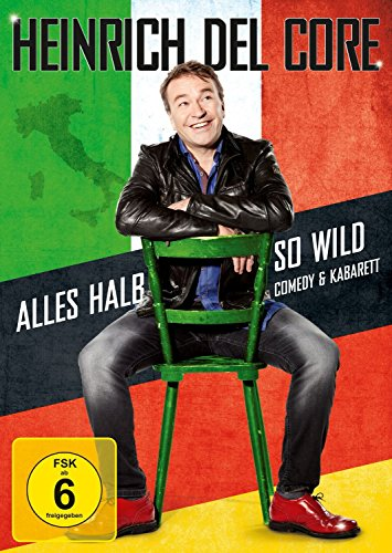 Heinrich Del Core - Alles halb so wild (+ CD) [Blu-ray]