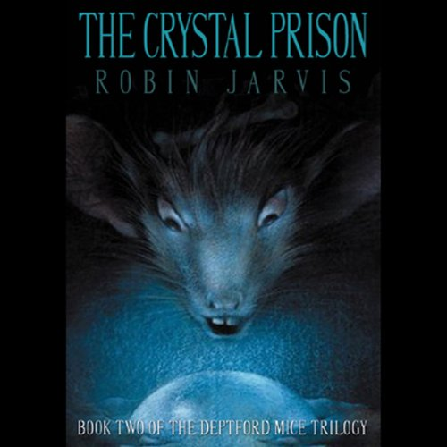 The Crystal Prison audiobook cover art