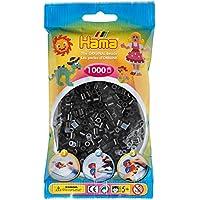 Hama 207-18  - Negro Perlas, 1000