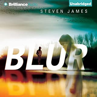 Blur, Book 1 audiobook cover art