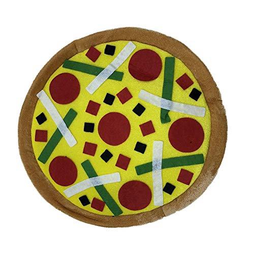 earlyad Pizza Hut Party Festival Unisex Halloween Neuheit lustige Requisiten Hut