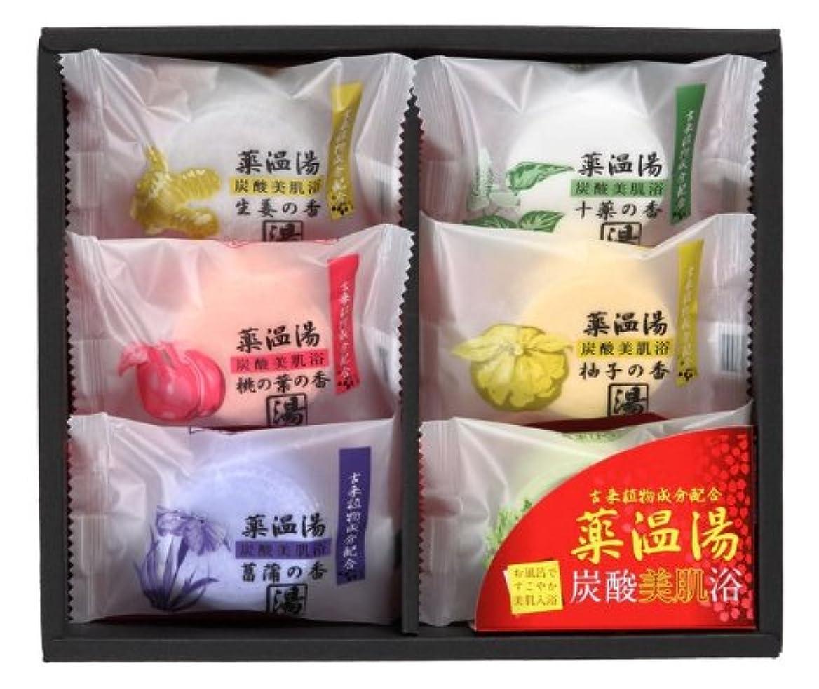 重々しい経験的腹痛薬温湯 炭酸美肌浴セット POD-10