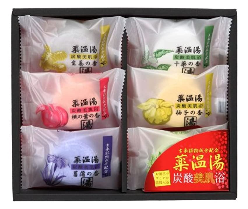 トランスペアレントダルセット竜巻薬温湯 炭酸美肌浴セット POD-10