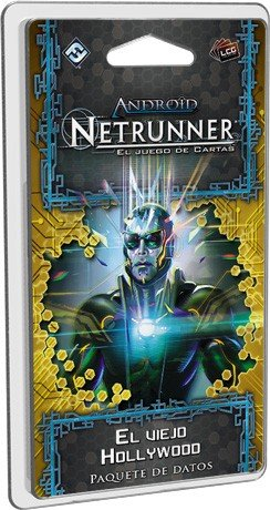 Android Netrunner LCG – Das alte Hollywood, Kartenspiel (Edge Entertainment edgadn27)