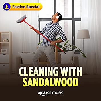 Cleaning with Sandalwood