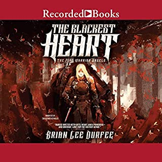 The Blackest Heart                   By:                                                                                                                                 Brian Lee Durfee                               Narrated by:                                                                                                                                 Tim Gerard Reynolds                      Length: 36 hrs and 24 mins     95 ratings     Overall 4.6