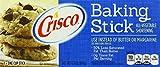Crisco Baking Stick All-Vegetable Shortening, 6.7 Ounce (Pack of 12)