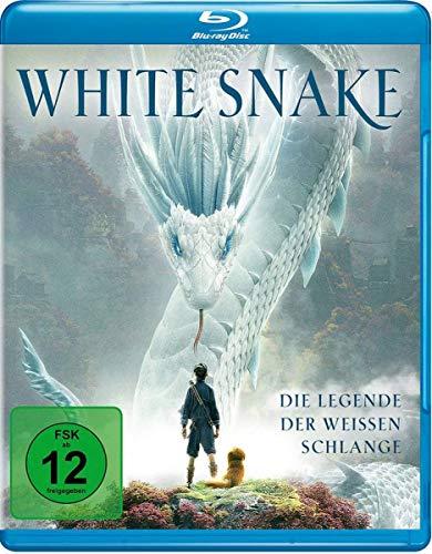 White Snake - Die Legende der weißen Schlange [Blu-ray]
