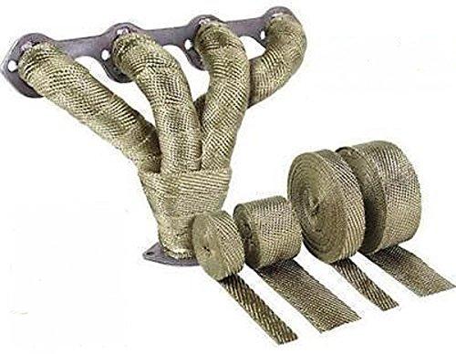 Sedeta tesa cinta de tela de tela cintas mtorcycle De titanio de alta temperatura Lucha contra el traqueteo de auto-adhesivo de la cinta fieltro Calentador de retención bajante Resistente para el acer