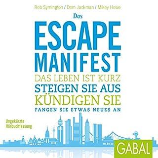 Das Escape-Manifest Titelbild
