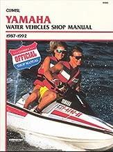 Clymer Yamaha 87 92 Personal Watercraft Manual