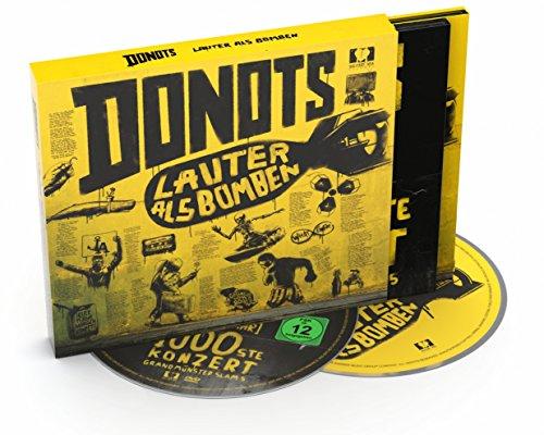 Lauter als Bomben (Limitierte Deluxe Edition Digipak)
