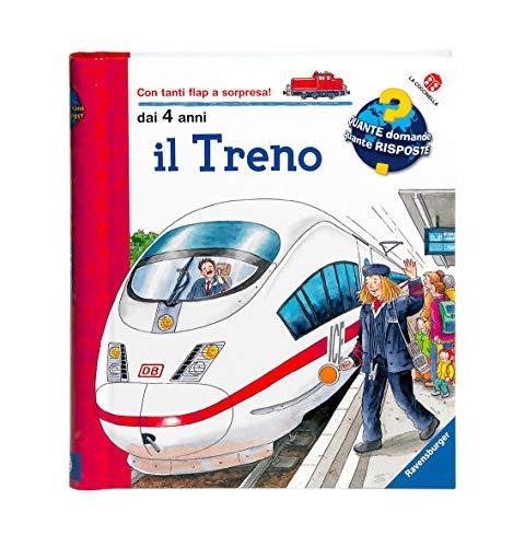 Il treno. Ediz. a colori