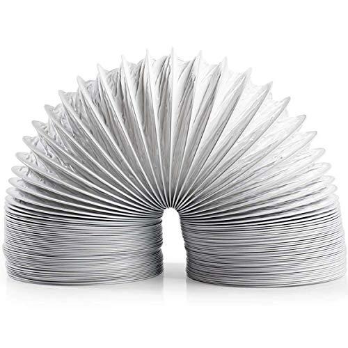 Abluftschlauch Schlauch für Klimaanlage Abzugshaube Trockner PVC Ø 100/102 mm