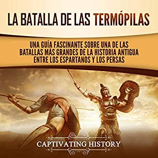 La Batalla de las Termópilas [The Battle of Thermopylae] cover art