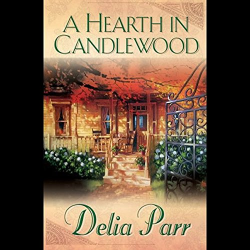 A Hearth in Candlewood audiobook cover art