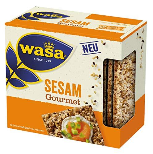 Wasa - Sesam Gourmet Knäckebrot - 220g