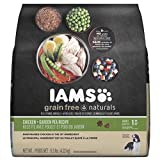 Iams Grain Free Naturals Adult Chicken And Garden Pea Recipe Dry Dog...