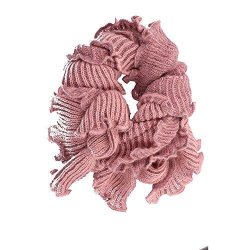 GIO TESELLI - Bufanda - para mujer rosa Talla única