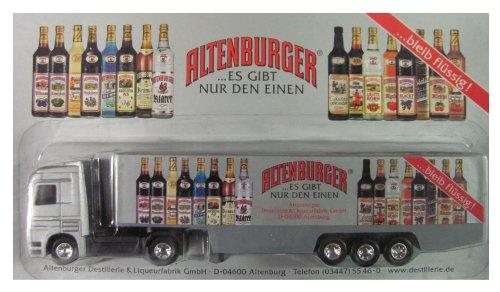 Altenburger Destillerie Nr.02a - ..... es gibt nur den Einen - MB Actros - Sattelzug