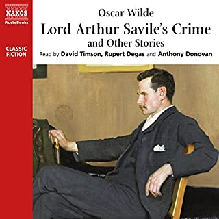 Lord Arthur Savile's Crime and Other Stories Titelbild