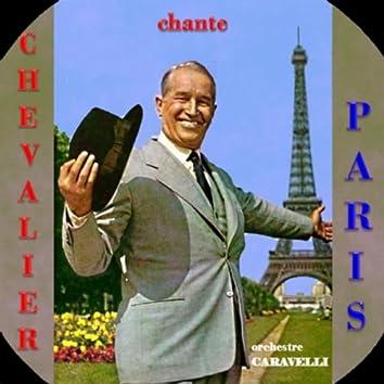 Chevalier Chante Paris