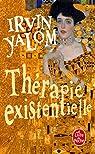 Thérapie existentielle par Yalom