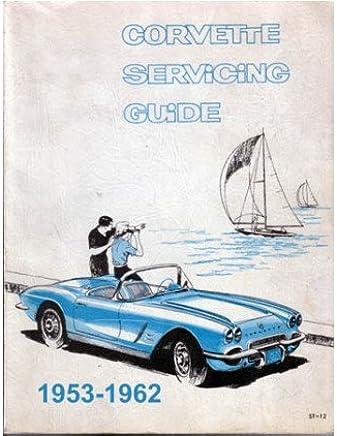 1958 1959 1960 1961 corvette shop service repair manual