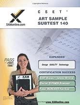 cset فنية عينة subtest 140Teacher شهادة تجربة كذلك الدراسة دليل (xam cset)