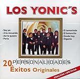 Los Yonic's (Personalidades 20 Exitos Originales) Mozart-7509831002236