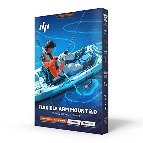 Deeper Unisex Adult Flex Montagearm 2.0, 80cm