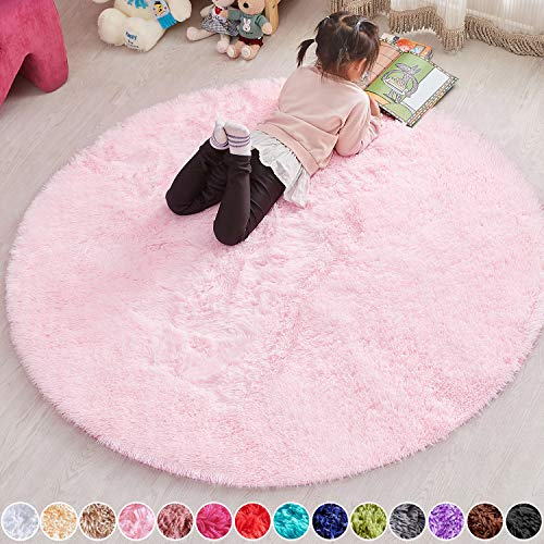 Pagisofe Super Soft Circle Rugs For Girl Buy Online In China At Desertcart