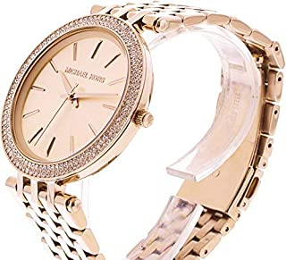Michael Kors Women's MK3192 Analog Quartz Rose Gold Watch