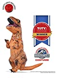 Jurassic World T-Rex Inflatable Costume Kit With Safety Light