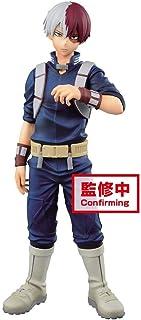 Banpresto 39655 My Hero Academia Age of Heroes Shoto Todoroki Figure,Multicolor