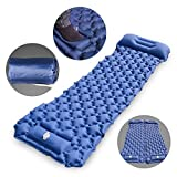 Self Inflating Mattress Camping Mattress Single Roll Mat Inflatable Sleeping Mat Vertex Mattress