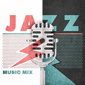 Jazz Music Mix: Bossa Nova Background Music, Relaxing Ballad