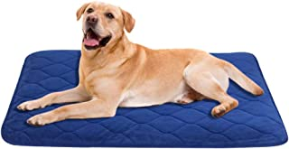 B&G Dog Mat Washable and Easy Clean, Anti-Slip Matress Resistance & Durable Velvet Dog Bed, Dog Pad