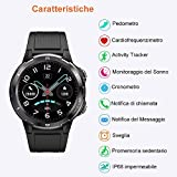 Zoom IMG-1 yamay smartwatch uomo rotondo orologio