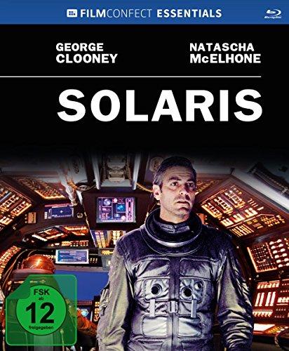 Solaris - Limited Mediabook (+ DVD) (+ Original Kinoplakat) [Blu-ray]
