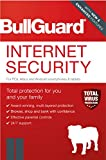 BullGuard Internet Security 2020 1YR/3PC Win Only, UKFCOEM2012 (1YR/3PC Win Only Attach Soft Box- English)