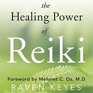 The Healing Power of Reiki cover art