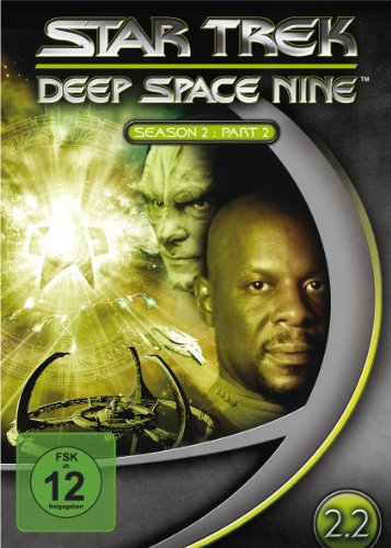 Star Trek - Deep Space Nine: Season 2, Part 2 [4 DVDs]