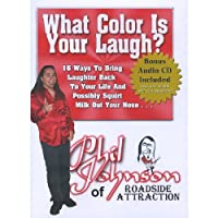 What Color Is Your Laugh: 16 Ways Bring Laughter [DVD]