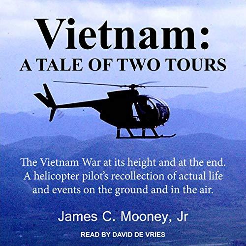 Vietnam: A Tale of Two Tours cover art