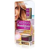 L'Oréal Paris Casting Creme Gloss Sunkiss Jelly 01 coloración del cabello Rubio - Coloración del cabello (Rubio, Blonds Foncés à Chatains, Bélgica, 44 mm, 63 mm, 172 mm)