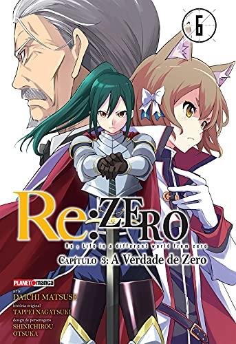 Re. Zero Capitulo 3 Volume 6
