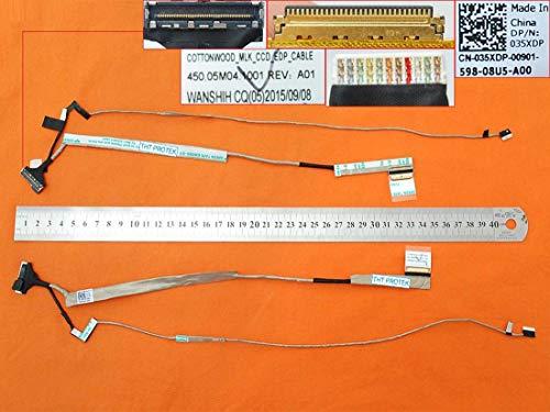 Kompatibel für DELL Inspiron 13 (7359-0085), 13 (7359-4839) Displaykabel Bildschirm Screen Video LED Cable
