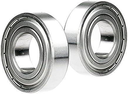 10x 5211-ZZ 2Z Sealed Double Row Ball Bearing 55mm x 100mm x 33.3mm Metal